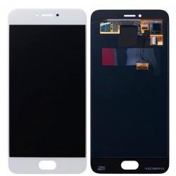 Ecran LCD Complet pour Meizu Pro 6 Blanc