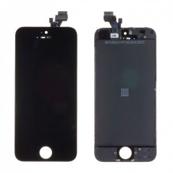 Ecran Complet LCD + Tactile pour iPhone 5 Noir
