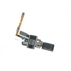 Nappe Audio Jack + Ecouteur + Volume Key pour Samsung Galaxy Alpha G850F