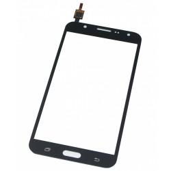 Ecran Vitre Tactile pour Samsung Galaxy J7 J700 Gris Noir