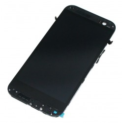 Ecran LCD Complet sur chassis pour HTC One M8