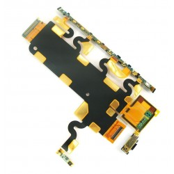 Nappe Power On Off Volume Mic pour Sony Xperia Z1 L39H C6902