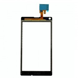 Vitre Sony Xperia L S36H - écran tactile + Adhésif 3M