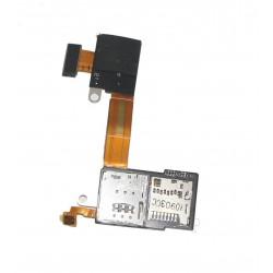 Lecteur Sim Sony Xperia M2 S50H D2305 - Nappe Sim + Micro SD