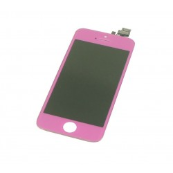 Ecran iPhone 5 violet purple complet - Vitre + LCD assemblé