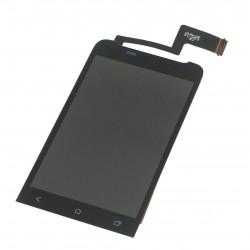 Ecran HTC One V G24 T320E Complet - Dalle LCD + Vitre tactile assemblée