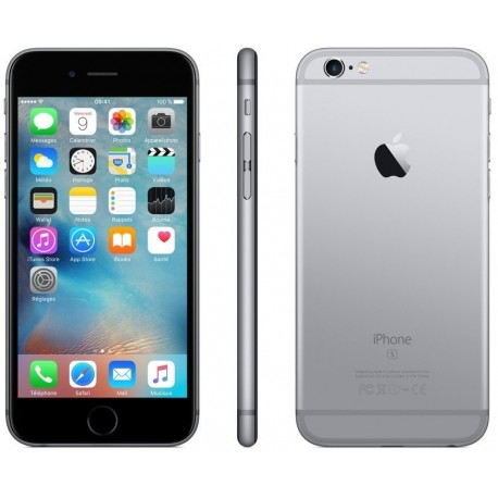 iPhone 6S 128 Go Gris Sidéral reconditionné à neuf