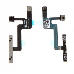 Nappe Volume iPhone 6 de remplacement + Module vibreur