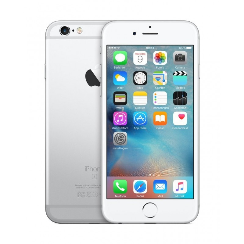 iphone 6s reconditionn neuf iphone 6s argent 16go achat pas cher. Black Bedroom Furniture Sets. Home Design Ideas