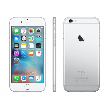 iPhone 6S 64 Go Argent reconditionné à neuf