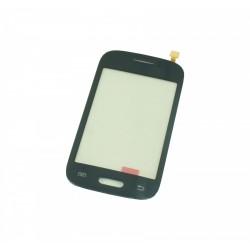 Vitre Samsung S6310 Galaxy Young bleu - écran tactile + Stickers 3M