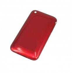 Coque arrière iPhone 3G 16GB Rouge