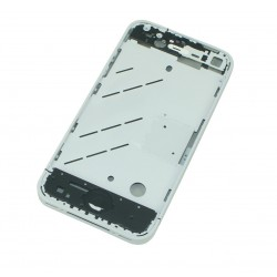 Chassis Ecran iPhone 4S blanc + boutons