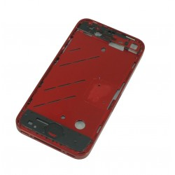 Chassis Ecran iPhone 4S + boutons Rouge