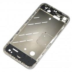 Chassis Metal Phone 4 - support écran + Contour argent
