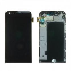 Ecran LG G5 H850 - LCD + Vitre assemblée sur châssis