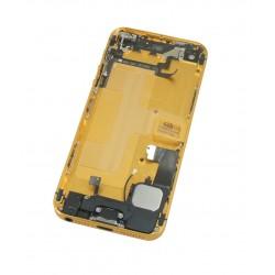 Coque Arrière Assemblée iPhone 5 Noir et Or