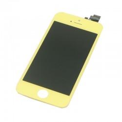Ecran iPhone 5 jaune complet - Vitre + Lcd assemblé Neuf