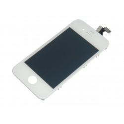 Ecran iPhone 4 Blanc Original - LCD + Vitre tactile assemblée