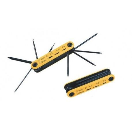 Tournevis de Precision réparation Smartphone Couteaux Suisse