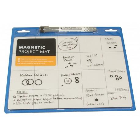 tapis magnétique de réparation