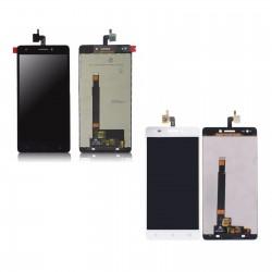Ecran BQ Aquaris M5.5 - LCD + vitre tactile assemblée