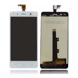 Ecran LCD complet + Tactile pour BQ Aquaris M4.5 + Adhésif 3M
