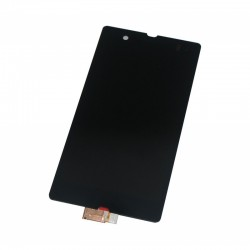 Ecran complet Sony Xperia Z L36H - LCD + vitre tactile+ Dalle LCD + Stickers 3M