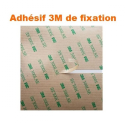 Vitre Alcatel Idol X One Touch 6040 + Adhésif 3M