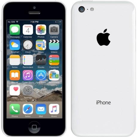 iPhone 5C 32 Go blanc reconditionné à neuf