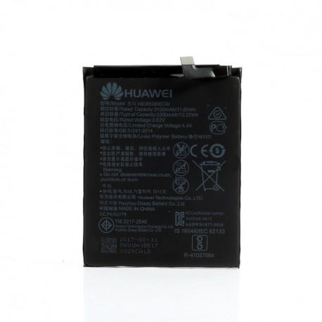 Batterie Huawei P10 / P10 Plus de remplacement - 3100 mAh - HB386280ECW