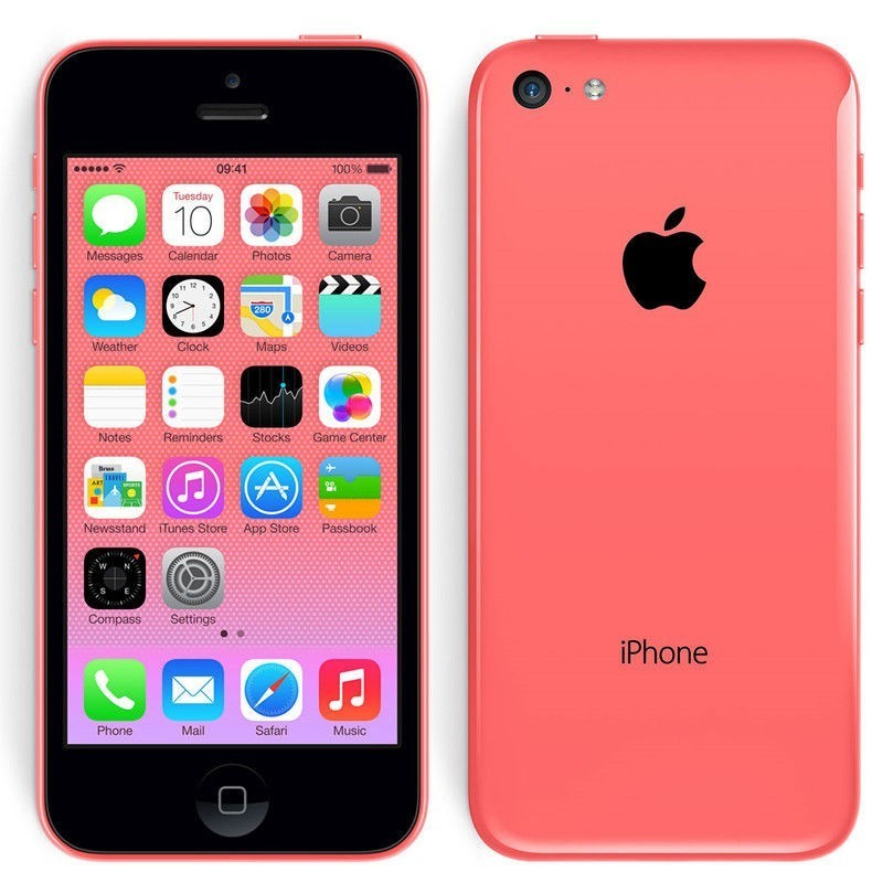apple iphone 5c couleur reconditionn grade a iphone 5c. Black Bedroom Furniture Sets. Home Design Ideas