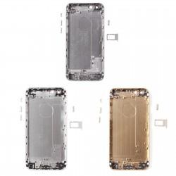 Coque arrière iPhone 6 - Châssis + Boutons + Tiroir Sim