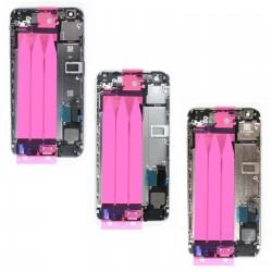 Coque arrière iPhone 6 Plus - Châssis + pièces assemblées + boutons