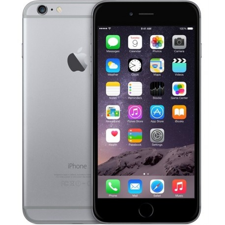 iPhone 6 Plus 128 Go Gris Sidéral reconditionné à Neuf