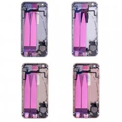 Coque iPhone 6S de remplacement - Châssis assemblé + Boutons