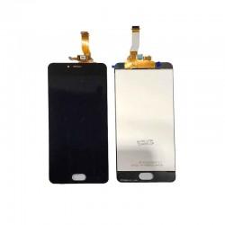 Ecran Meizu M5c - Vitre + LCD assembe + double face 3M + verre trempé
