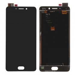 Ecran Meizu M6 Note - LCD + vitre tactile assembe + Stickers 3M + Verre trempé