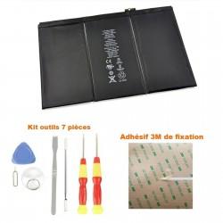 Batterie iPad 3 / 4 original de remplacement (3.8V) - 11500mAh