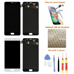 Ecran Meizu Pro 6 Plus LCD et vitre tactile assemblé + Adhésif 3M