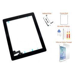 Vitre tactile iPad 2 pas cher