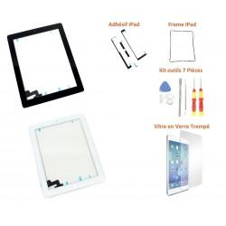 Vitre tactile iPad 2 - Kit de remplacement complet