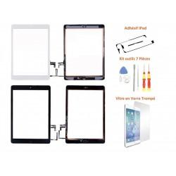 Vitre tactile iPad 5 (2017) 9.7'' - Kit de remplacement complet