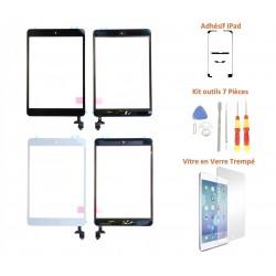 Vitre tactile iPad Mini 1 / 2 - Kit de remplacement complet