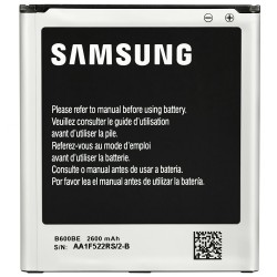 Batterie Samsung Galaxy S4 i9505 i9500 originale - 2600mAh / B600BE