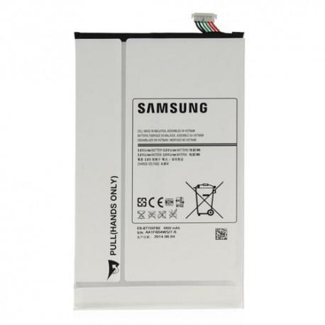 réparation batterie Galaxy Galaxy Tab S T700