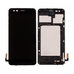 Ecran LG K4 2017 M160N complet - LCD + Vitre tactile + Châssis