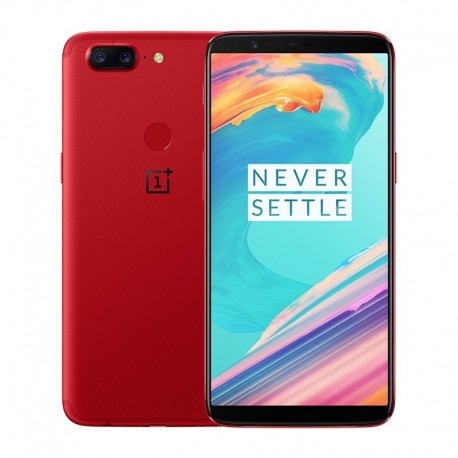 OnePlus 5T Rouge pas cher