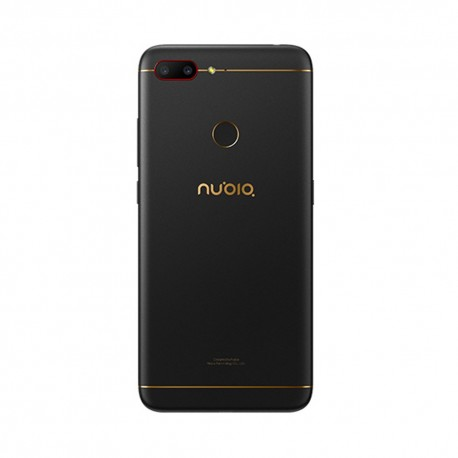 ZTE Nubia N3 noir, neuf, 64GB+4GB RAM / 6,01 pouces / 5000mAh