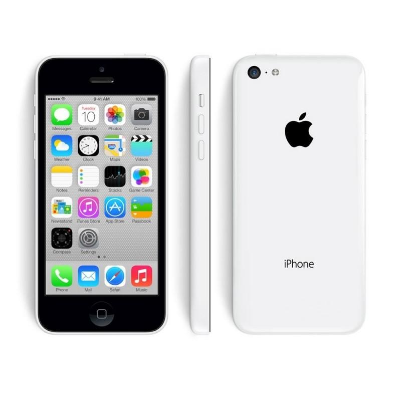 apple iphone 5c couleur reconditionn grade a iphone 5c. Black Bedroom Furniture Sets. Home Design Ideas